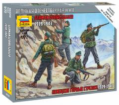 German Gebirgsjäger 1939-1943 1:72
