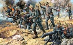 German Infantry WW I 1914-1918 1:72