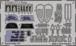 TT-1 Pinto - P.E. set for Special Hobby 1:72