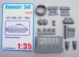 Su-100, Su-85M external detail set 1:35