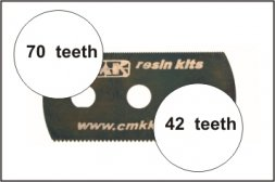 Saw - Ultra - extra Smooth (70/42 teeth) 1pcs.