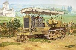 Holt 75 Artillery tractor 1:35