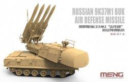 9K37M1 Buk Air Defense Missile System 1:35