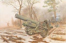 BL 8-INCH Howitzer MK.VI 1:35