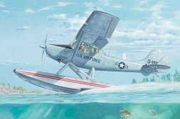 Cessna L-19/O-1E Bird Dog Floatplane 1:32