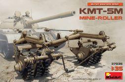 KMT-5M Soviet Mine-Roller 1:35