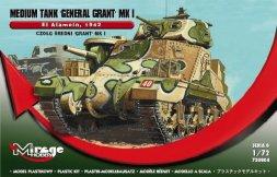 M3 General Grant Mk. I 1:72