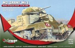 M3 General Grant Mk. I - Gazala 1942 1:72