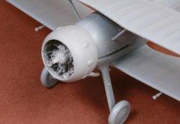 Gloster Gladiator Mk.I/Mk.II engine & cowling (Merit) 1:48