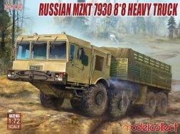 MZKT 7930 - Russian 8*8 Heavy Truck 1:72