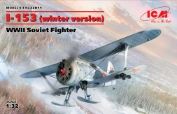 Polikarpov I-153 -  Winter version 1:32