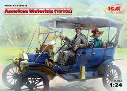 American Motorists (1910s) 1:24