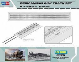 German Railway Track set 1:72