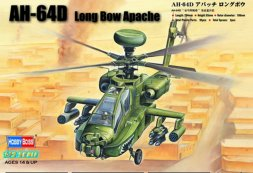 AH-64D Long Bow Apache 1:72
