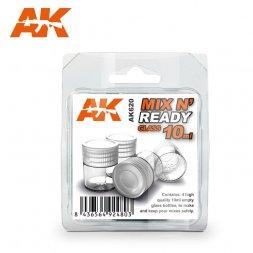 Mix N Ready Glass 10ml
