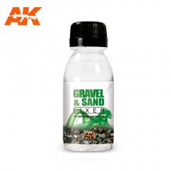 Gravel and Sand Fixer 100ml
