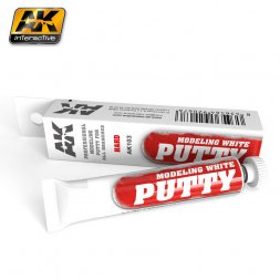 Putty White (extra hard) 39g