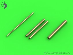 F-5 Tiger II (standard nose versions) Pitot Tube and gun barrels 1:72