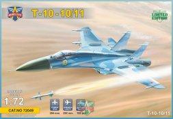T-10-10/11 Flanker Prototype 1:72