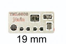 UAZ 469 (SU) - instrument panels 1:35
