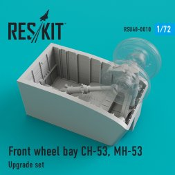 CH-53, MH-53 front wheel bay 1:72