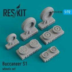Buccaneer S1 wheels set 1:72
