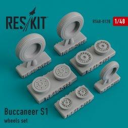 Buccaneer S1 wheels set 1:48