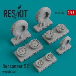 Buccaneer S2 wheels set 1:48