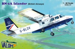 BN-2A Islander (British Airways) 1:48