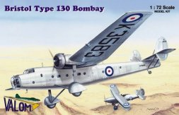 Bristol Type 130 Bombay 1:72