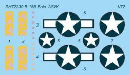 B-18B Bolo - ASW Version 1:72