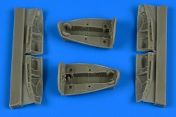 Beaufighter undercarriage bay for Hasegawa 1:72