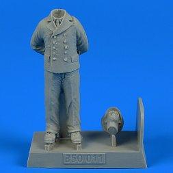 Kriegsmarine WWII Ceremony - Officer 1:35
