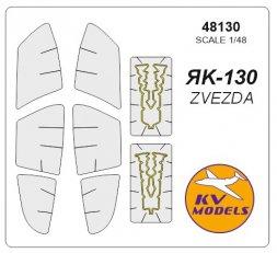 Yak-130 mask for Zvezda 1:48