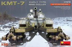 KMT-7 (early type) Mine-Roller 1:35