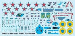 Tu-22K Blinder-B 1:72