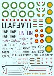 F-86F-25/30 Sabre 1:72
