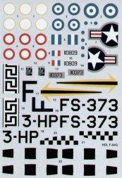 F-84G Thunderjet 1:72
