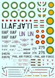 F-86F-25/30 Sabre (F-40 Wing) 1:48