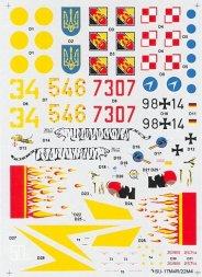 Su-17M4R/ Su-2M4 Fitter K 1:48