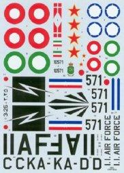 F-84G/ RG-84G Thenderjet 1:48