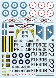 F-86 D/L Sabre Dog 1:48