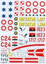 MiG-17F/ Lim-5 Fresco C 1:48