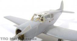 Yak-18T detail set for Amodel 1:72