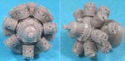 Bristol Hercules engine 1:72