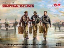 USAAF Pilots (1941-1945) 1:32