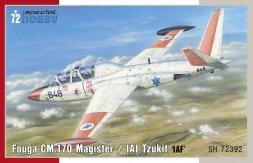 Fouga CM.170 Magister/IAI Tzukit (IAF) 1:72