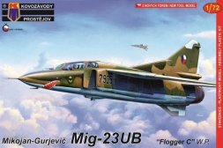 MiG-23UB Flogger C - Warsaw Pact 1:72
