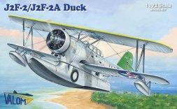 Grumman J2F-2/J2F-2A Duck 1:72