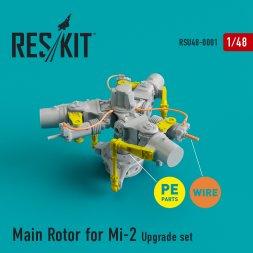Mil Mi-2 Main Rotor 1:48